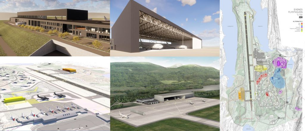 Hangar Evenes