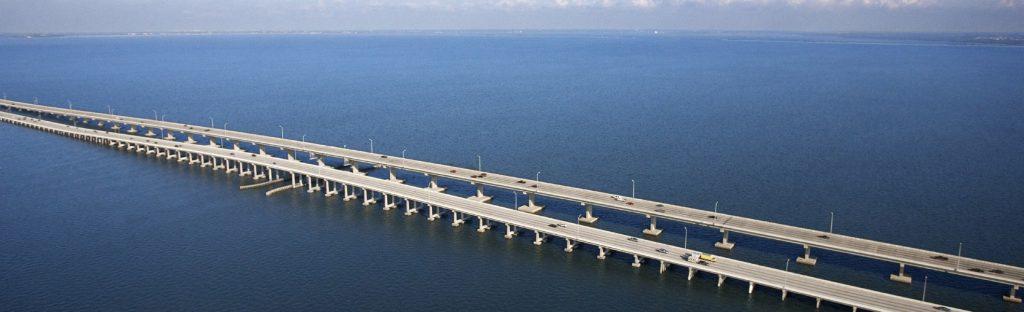 Howard Frankland broen i USA.